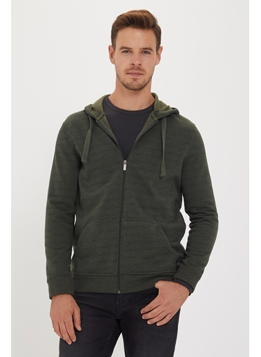 Lee Cooper Sweatshirt Haki